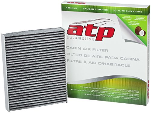 atp automotive RA-158 Carbon Activated Premium Cabin Air Filter ()