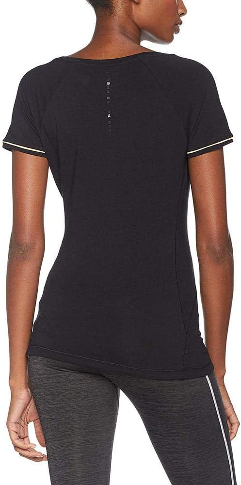 Lotto Indy III STC W T-Shirt /à Manches Courtes Femme