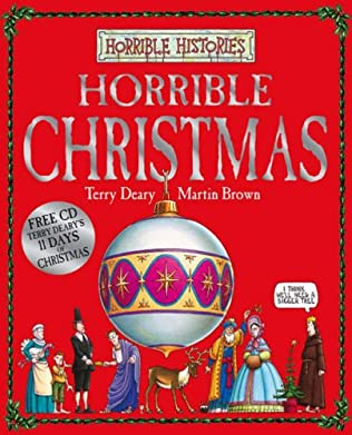 book cover of Horrible Christmas