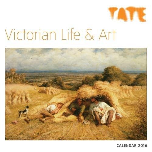(Tate Victorian Life & Art wall calendar 2016 (Art calendar))