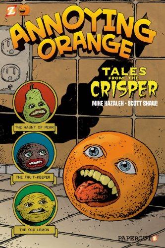 Annoying Orange #4: Tales from the Crisper (Annoying Orange Graphic Novels)