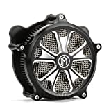 #5: Motorcycle air cleaner for harley dyna fatbob air filter softail street bob air intakes for harley touring models 01-07