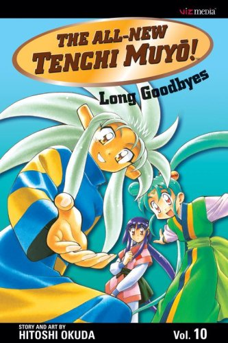 The All-New Tenchi Muyo! Vol. 10: Long Goodbyes ePub fb2 book
