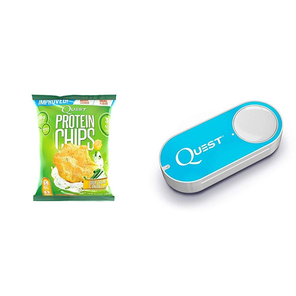 Quest Nutrition Dash Button by  (Image #1)