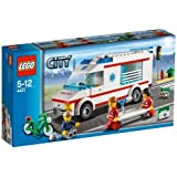 レゴ (LEGO) シティ タウン 救急車 4431