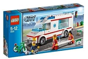 LEGO City 4431 - Ambulancia