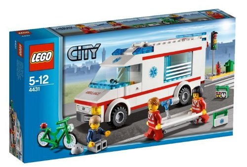 LEGO-City-4431-Ambulancia
