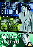 3 Dick Tracy Films Of The SIlver Screen - Dick Tracy's Dilemma / Dick Tracy Meets Gruesome / Dick Tracy Vs Cueball [DVD]