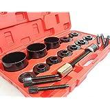 17pc Master Set Front Wheel Hub Drive Bearing Tamer Removal Install Service Kit