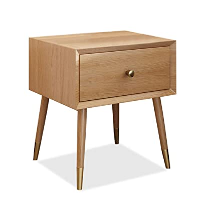 Amazon.com: Nightstands Bedside Cabinet Bedroom Locker Simple Modern ...