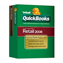 Quickbooks Premier Retail Edition 2008 [Old Version]