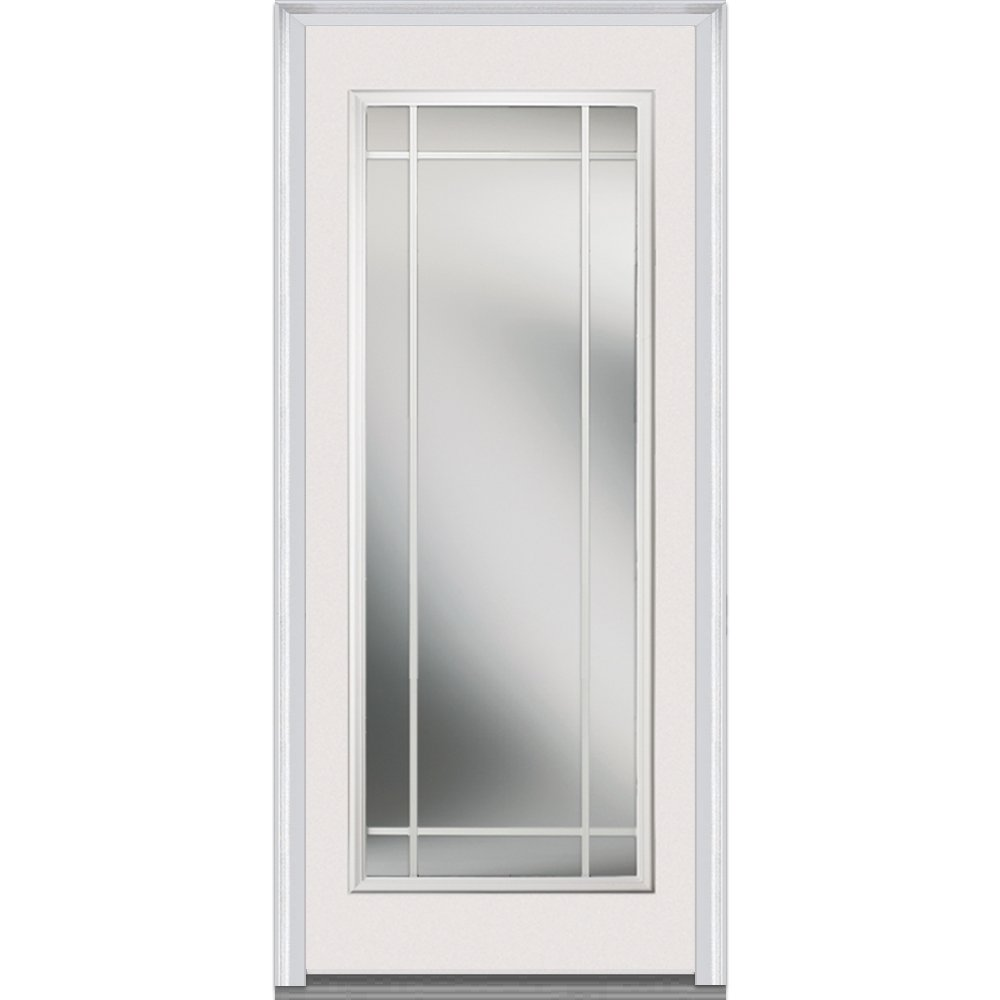 National Door Company Zz07061r Steel Brilliant White Right Hand