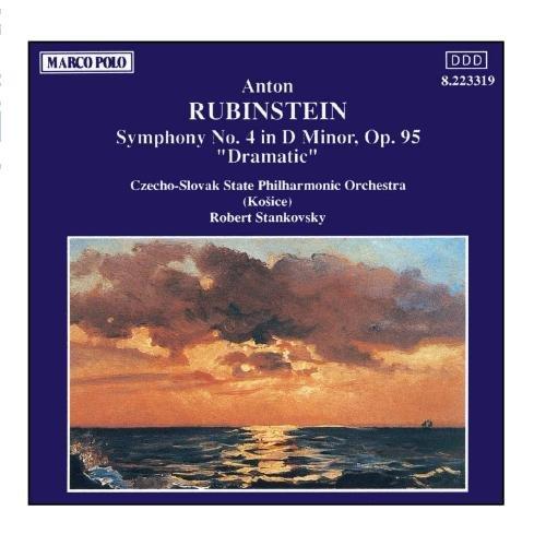 UPC 730099331920, RUBINSTEIN: Symphony No. 4, 'Dramatic'