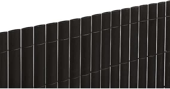 Catral 42080029 Cañizo D/C Elegance, Negro, 300 x 3 x 90 cm: Amazon.es: Jardín