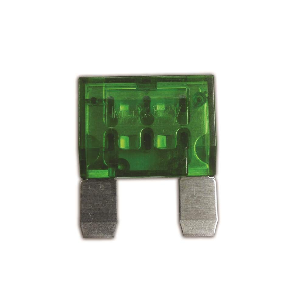 2 Pack WirthCo Engineering Inc WirthCo 24530 Maxi Standard Blade Fuse