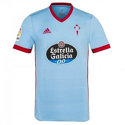 adidas 2014-2015 Celta Vigo Home Football Shirt (Kids): Amazon.es ...