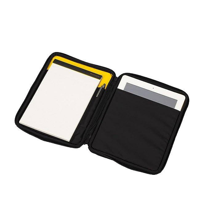 cc9ecc7e4fcb Amazon | マルマン A5 クラッチバック 縦型 ニーモシネ×ラガシャ MB001 | 文房具・オフィス用品 | 文房具・オフィス用品