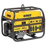 DeWalt PD532MHI005, 5300 Running Watts/6000 Starting Watts, Gas Powered Portable Generator