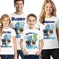 dc23cbed Puppy Dog Pals Birthday Shirt, Boys Puppy Dog Pals birthday shirt
