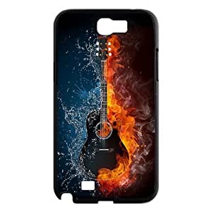 Better Guitar Pattern Hard Shell Cell Phone Case for Samsung Galaxy Case Note 2 HSL411984