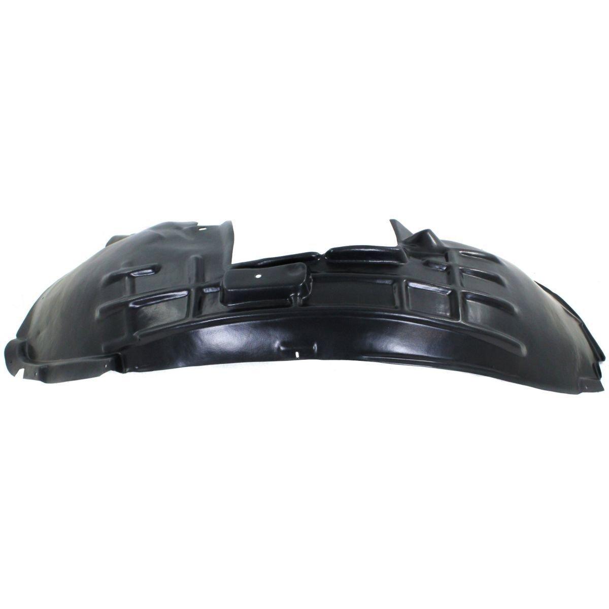 carpartdiscounts 8r0821171 F para Audi Q5 LH lado frontal interior guardabarros protección contra salpicaduras maletero au1248122: Amazon.es: Coche y moto