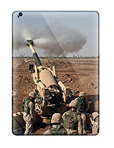 High Impact Dirt/shock Proof Case Cover For Ipad Air (artillery) by Maris's Diary
