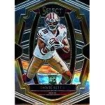 8e2e0457a 2018 Panini Select  155 Dante Pettis San Francisco 49ers Rookie Football  Card.