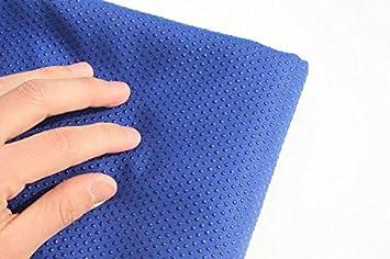 Cream Antislip Vinyl Non Slip Fabric Rubber Non Skid Rubber Treated Fabric 58 Wide BTY