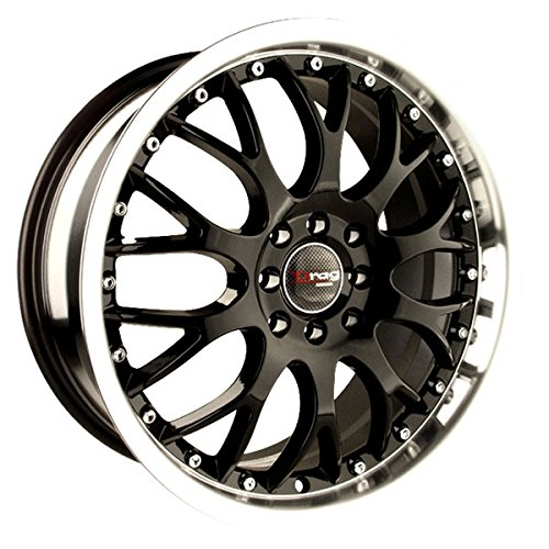 x7/ 4x100/ 4x114.3 Gloss Black rims (Drag Dr 19 Black Wheels)