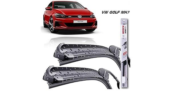 Juego de limpiaparabrisas Bosch para V W G0LF 7 | Hasta un 40% de ...