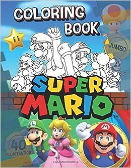 Mario Bros Coloring   Super Mario Bros  Free Coloring Pages   Kids   335x260