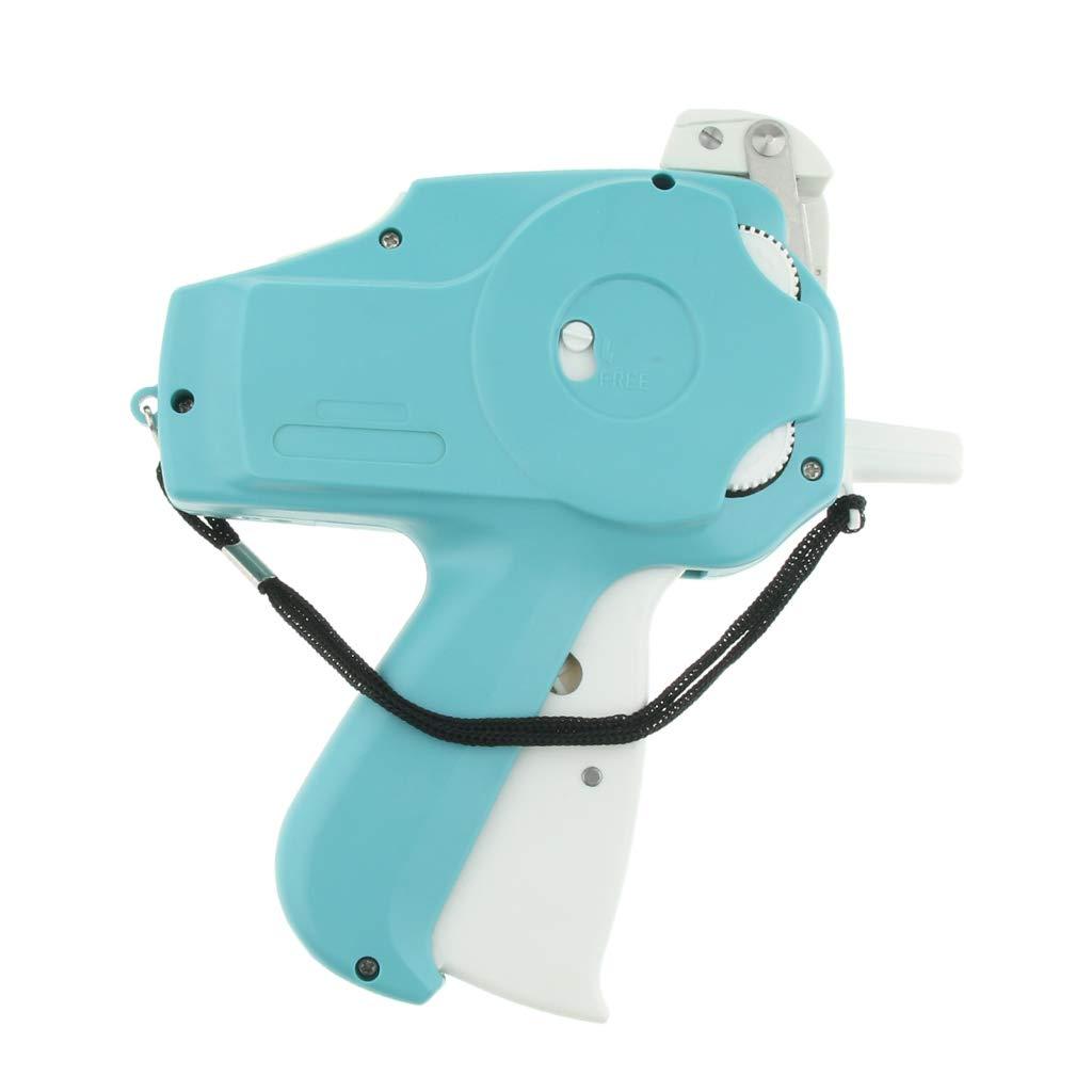 Baosity Automatic Tag Gun Clothes Garment Price Label Tagging Gun with 500Pcs Barbs