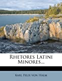 Rhetores Latini Minores, , 1277782903