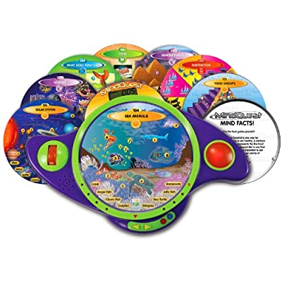Mindquest Quiz Game Electronic Learning Toy from The Learning Journey International