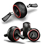 Dreamyth Speed Abs Complete Ab Workout System by Iron Gym Abdominal Roller Wheel New American Warehouse Shipment