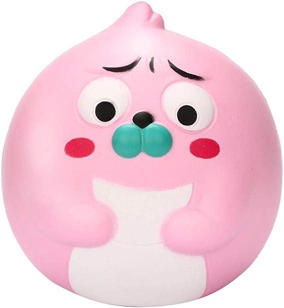 BBsmile squishys Kawaii Dibujos Animados Gente de Gota de Agua Apretón perfumado Slow Rising Regalos de Toy Collection Cure: Amazon.es: Juguetes y juegos