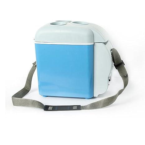 ... Del Coche Mini Refrigerador Del Coche Refrigerador Del Hogar Del Coche Refrigeración Calefacción Portátil Cinturón Portavasos: Amazon.es: Hogar