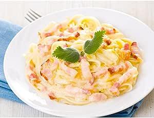 40 comidas con pasta de carbonara proteínas – Dieta proteína ...