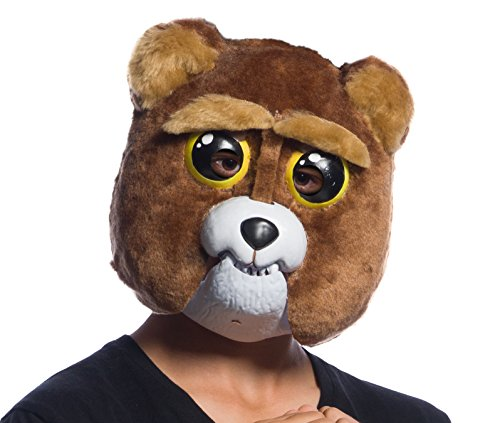 Rubie's Unisex-Adults Feisty Pets Mask, Sir Growls a Lot, OneSize