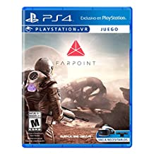 Farpoint - PlayStation VR - PlayStation 4 Standard Edition