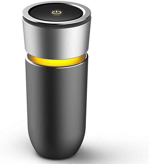 LCHENX-Purificador de Aire para Coche, Ambientador USB con Filtro ...