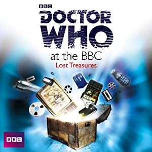 Doctor Who at the BBC: Volume 8 - Lost Treasures Radio/TV Program