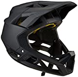 Fox Racing Proframe Helmet Matte Black, M For Sale