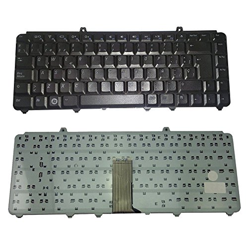 Dell Inspiron 1540 1545 1546 Black Spanish Keyboard P465j 0p465j Cn-p465j Teclado En Español (Black And Spanish)