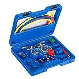 Manifold Gauge Set, Diagnostic A/C Tool Kit for