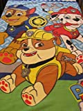Paw Patrol feat. Chase, Rubble & Marshall Fleece Throw/Blanket