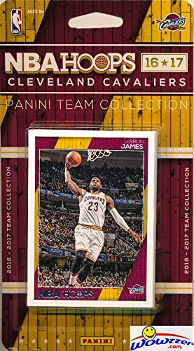 Cleveland Cavaliers Basketball Complete Featuring