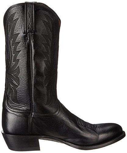 Pictures of Lucchese Bootmaker Men's Carso-Blk Lonestar 3