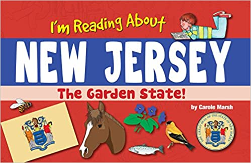 Laden Sie das Buch von Amazon herunter I'm Reading About New Jersey (New Jersey Experience) in German PDF DJVU FB2