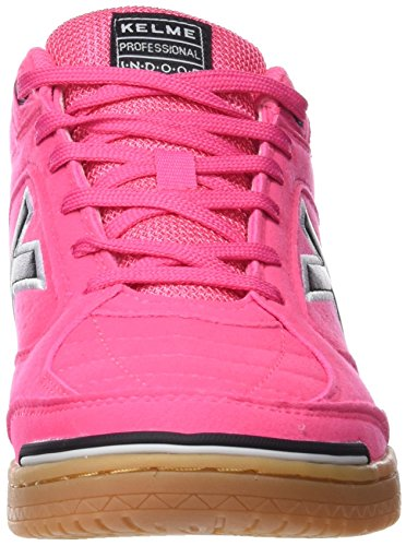 154 Boys' Kelme Fucsia Top Sneakers Low Pink Precision 400fZP